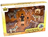 African Safari Eco Expedition Play Set