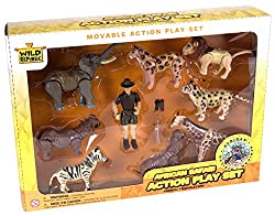 African Safari Eco Expedition Playset