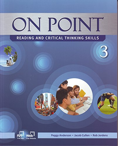 On Point 3 Reading and Critical Thinking Skills +Online Access