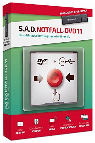 Notfall-DVD 11|Notfall DVD 11|beliebig|Lifetime|PC - Laptop - Netbook|Disc|Disc
