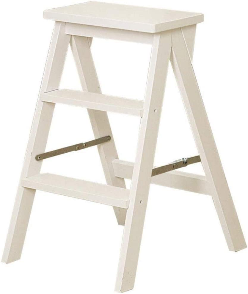 Translated Zfusshop SEAL limited product Household Multi-Function Folding Creative Ladder Frame