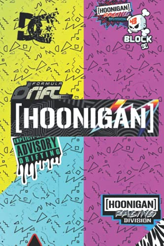 Honnigan Notebook: - 6 x 9 inches with 110 pages