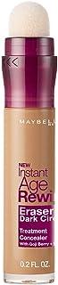 Maybelline Instant Age Rewind Eraser Dark Circle Concealer (Caramel), 6 milliliters