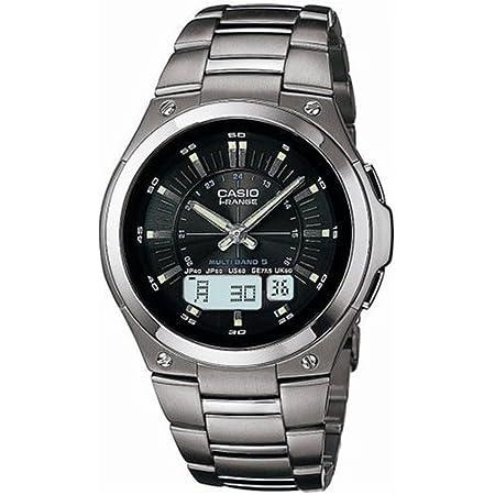[カシオ]CASIO 腕時計 i-RANGE アイレンジ MULTI BAND5 タフソーラー 電波時計 チタンムクバンド IRW-M10TDJ-1AJF メンズ