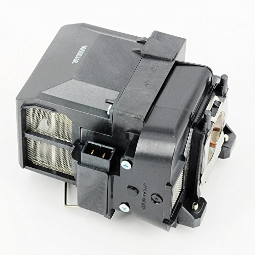 eWorldlamp EPSON ELPLP75 V13H010L75 Projector Lamp Bulb with housing Replacement for EPSON PowerLite 1940W 1945W 1950 1955 1960 1965 EB-1940W 1945W 1950 1955 1960 1965
