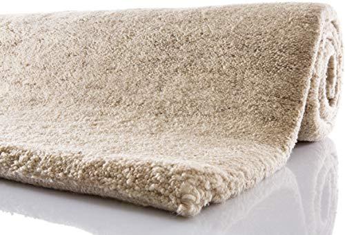 Tuaroc Berber-Teppich Temara mit ca. 102.000 Florfäden/m² braun 60 cm x 120 cm braun