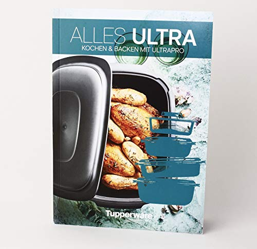 Ultra Pro TUPPERWARE Rezeptheft Alles Ultra Rezepte