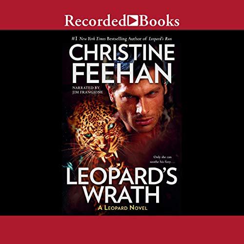 Leopard's Wrath audiobook cover art