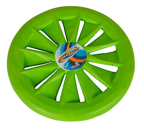 Simba 107203630 Soft Twister Wurfscheibe, Mehrfarbig