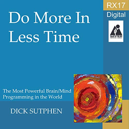Download RX 17 Series: Do More in Less Time audio book