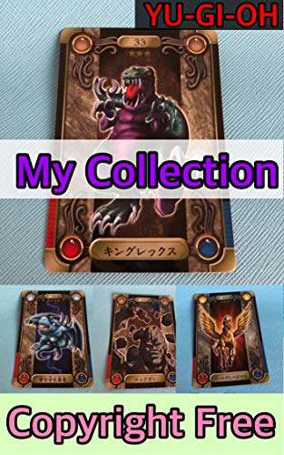 Yu-Gi-Oh! Crad collection Japanese card collector Yu-Gi-Oh Vintage Jaoan (English Edition)