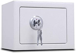 Security Lock Boxes Cabinet Safe Box Safes Safe, Small Key Money Box Office Home - Multi-Color - Multi-Size - Furniture Sa...