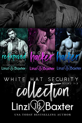 White Hat Security Collection: Hacker reExposed; Royal Hacker; Misunderstood Hacker (English Edition)