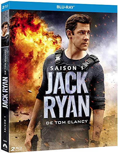 Jack Ryan de Tom Clancy - Saison 1 [Blu-ray]