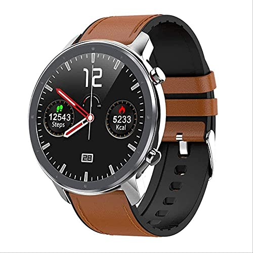 GPWDSN Smartwatch Fitness Pulsera Fitness Tracker IP68 Impermeable Fitness Reloj con Monitor de Sueño Cronómetro Monitores Podómetro Reloj Inteligente para
