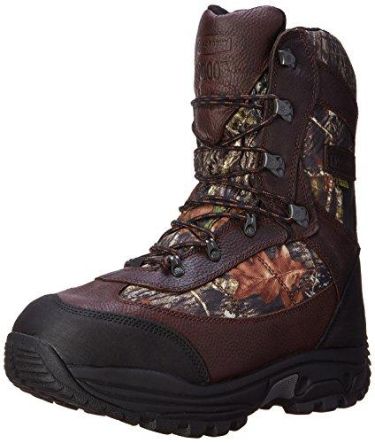 "LaCrosse Men's 283160 Hunt Pac Extreme 10"" Waterproof 2000G Hunting Boot, Mossy Oak Break-Up - 12 M"