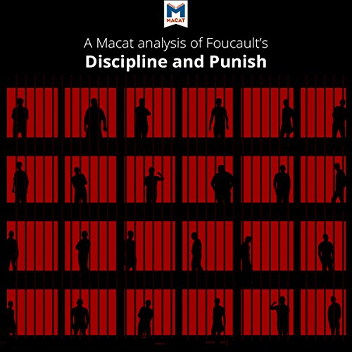 A Macat Analysis of Michel Foucault's Discipline and Punish: The Birth of the Prison Titelbild