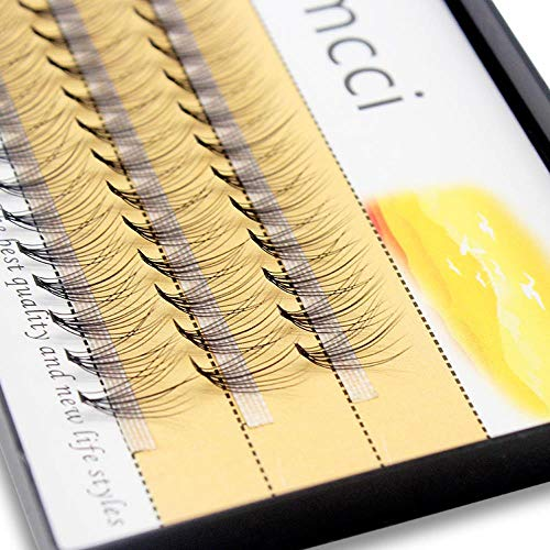 POM False Eyelash Extension Individual Faux Eye Lashes Fake Grafting