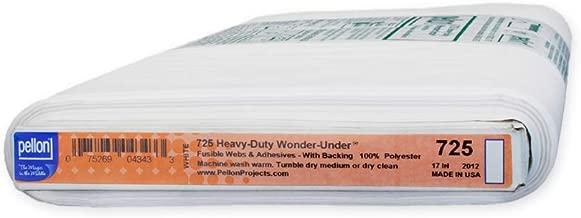 Pellon 725 Heavy-Duty Wonder-Under 15in x 5 Yard Package.