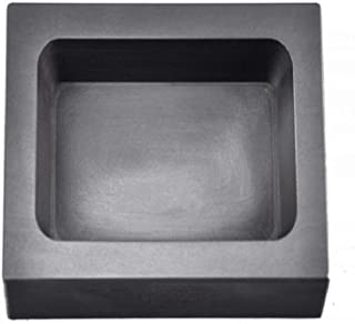 SZQLF Graphite Ingot Molds,Crucibles Melting Casting Mould for Casting Refining Gold Silver Copper Brass Aluminum