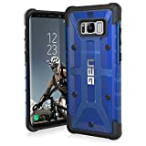 UAG Samsung Galaxy S8+ [6.2-inch screen] Plasma Feather-Light Rugged [COBALT] Military Drop Tested Phone Case