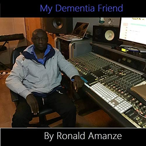 Ronald Amanze.