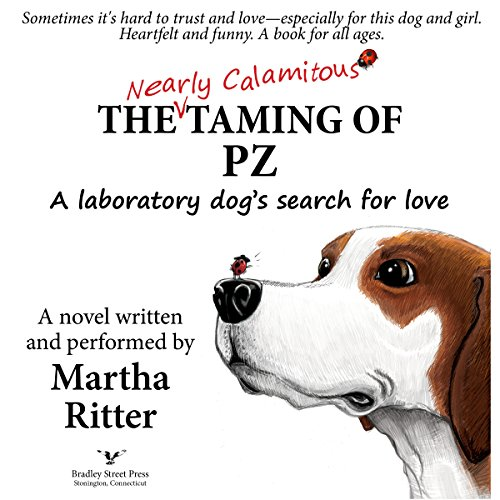 The Nearly Calamitous Taming of PZ Audiobook By Martha Ritter cover art