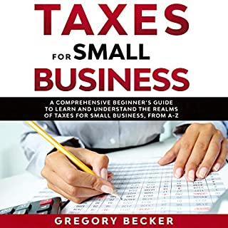 Taxes for Small Business cover art