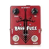 Caline CP-82 FUZZ Pedal Bass Effect Pedal