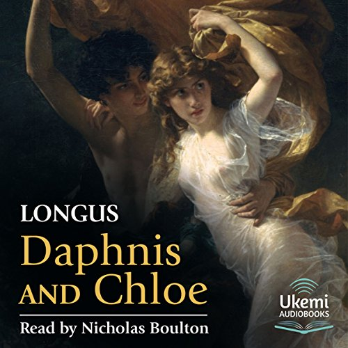 Daphnis and Chloe audiobook cover art