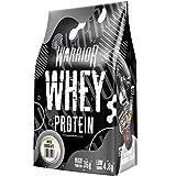 Warrior Whey Protein Powder 1kg - Packed with 36g of Protein - White Chocolate | Warrior Supplements