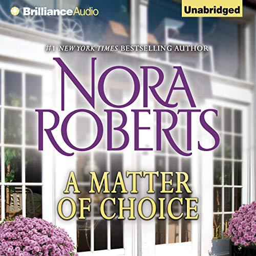 A Matter of Choice cover art