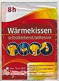 10 er Set Wärmepflaster Wellnesspflaster Wärmekissen bis zu 8 Stunden Wärme