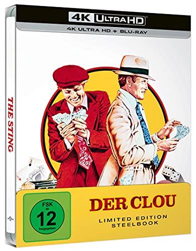 Der Clou - 4K UHD - Steelbook [Blu-ray]