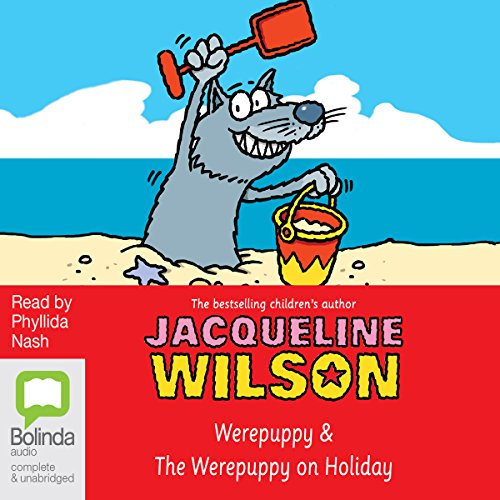 The Werepuppy and The Werepuppy on Holiday cover art