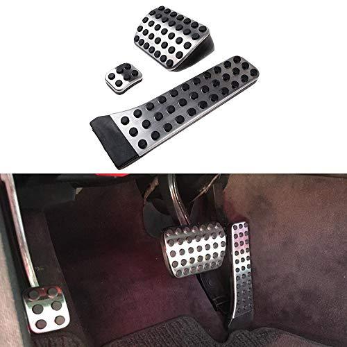 Accelerator Bremse Pedale Fußplatten