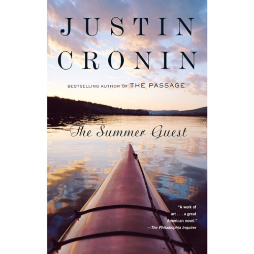 Couverture de The Summer Guest