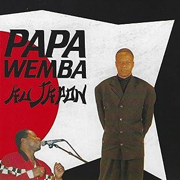 Papa Wemba au Japon