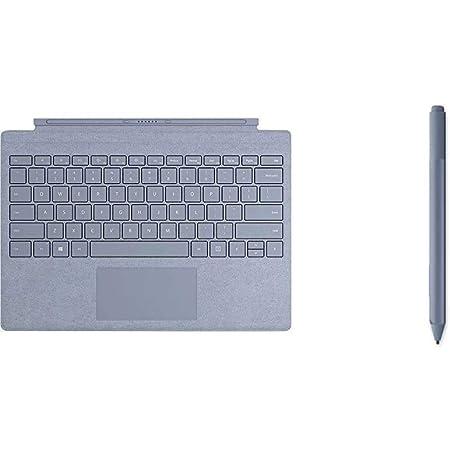 Microsoft Surface Pro Type Cover Eis Blau Surface Computer Zubehör