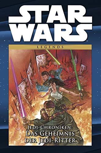 Star Wars Comic-Kollektion: Bd. 88: Jedi-Chroniken: Das Geheimnis der Jedi-Ritter