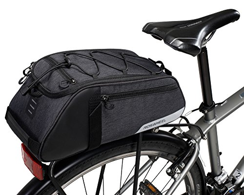 ArcEnCiel Waterproof Bike Bag Mountain Road Bicycle Bike Bag Cycling Double Side Rear Rack Tail Seat Trunk Bag Pannier