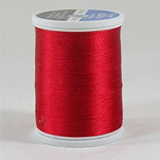 Sulky Xmas Red 40Wt Rayon King Size 850Yds