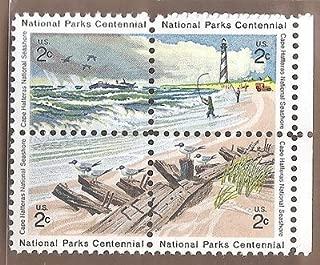 Postage Stamps US NATIONAL PARKS CENTENNIAL SCOTT 1448-1451 MNH OG by USPS; US Post Office Dept; US Stamps