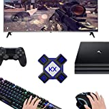 Awaqi Keyboard and Mouse Adapter for Nintendo Switch/PS4/PS4 Pro/PS4 Slim/Xbox one/Xbox one S/Xbox One X/PS3/PS3 Slim