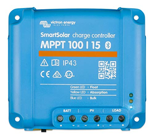 Victron Energy - Contrôleurs de charge MPPT 100|15