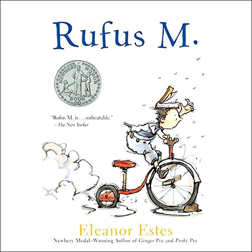 Rufus M. audiobook cover art