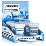 ALKORIN® dem nächsten Tag zuliebe. Unterstützt die Leberfunktion mit Cholin. Multivitamin...