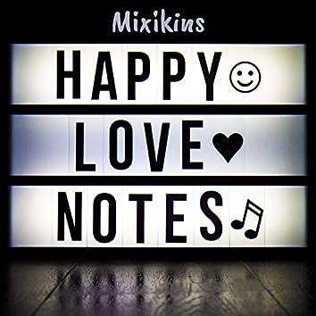 Happy Love Notes