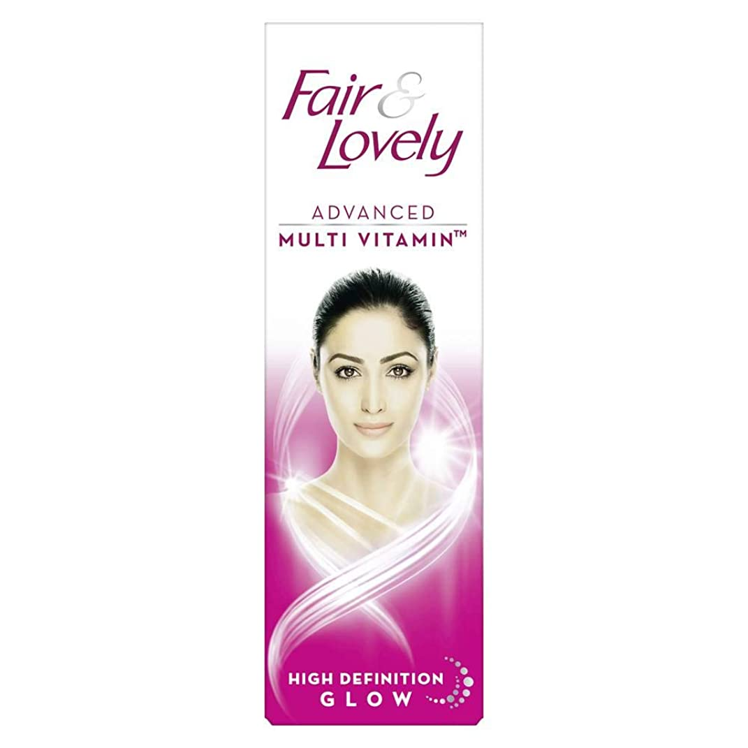 持参トリップ記念碑的なFair and Lovely Advanced Multi Vitamin Face Cream, 25g