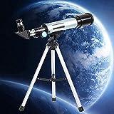 Reflector profesional Telescopio astronómico, telescopio astronómico HD Alto aumento 90x es fácil de instalar Uso: ideal para niños principiantes adecuados para la marcha de estrellas , para niños reg